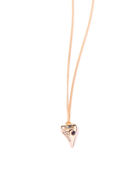 BIG TROUBLE IN PARADISE NECKLACE (GOLD)