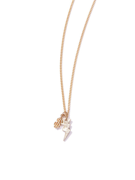 MONEY & POWER NECKLACE GOLD