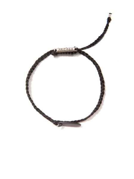 LOG JAMMIN' BRACELET MATTE BLACK