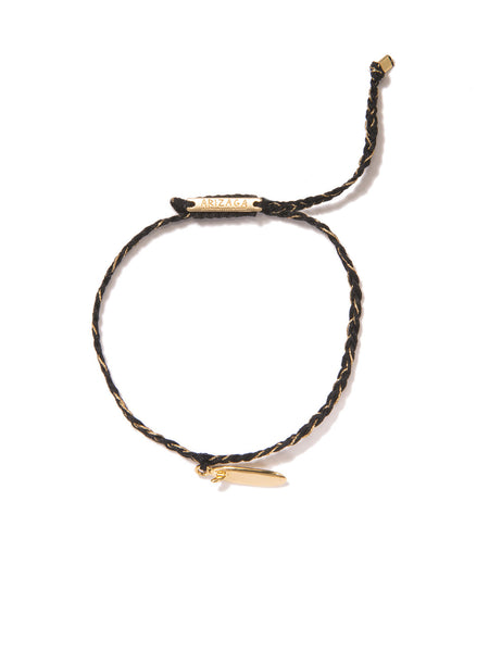 LOG JAMMIN' BRACELET GOLD