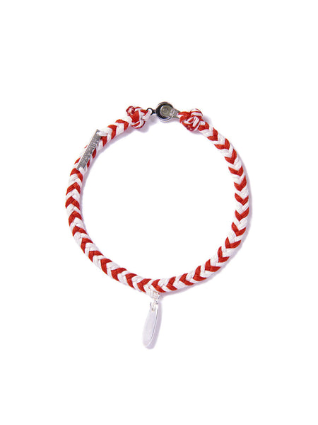 LOG JAMMIN' BRACELET RED & WHITE