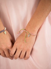 ICE CREAM 4 U FRIENDSHIP CUFF BRACELET - Venessa Arizaga