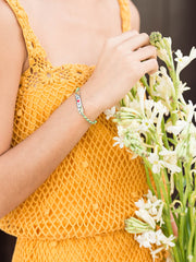 HIGHWAY BRACELET (I LOVE YOU) BRACELET - Venessa Arizaga