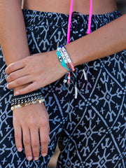 SHINY HAPPY PEOPLE BRACELET