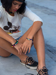 OVER THE RAINBOW BRACELET - Venessa Arizaga