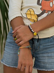 PALM TREE BRACELET - Venessa Arizaga