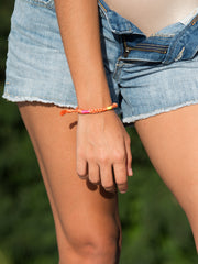 TROPICAL TEASE BRACELET (RAINBOW SUNSET) BRACELET - Venessa Arizaga