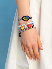 ADDICTED 2 LUV BRACELET (RAINBOW) BRACELET - Venessa Arizaga