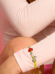 KISS MY ASS BRACELET BRACELET - Venessa Arizaga