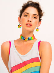 2 COOL 4 SCHOOL EARRINGS EARRING - Venessa Arizaga
