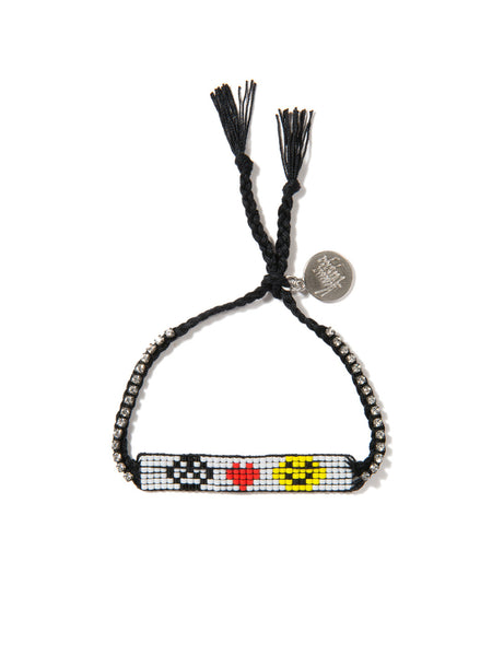 PEACE, LOVE, HAPPINESS BRACELET
