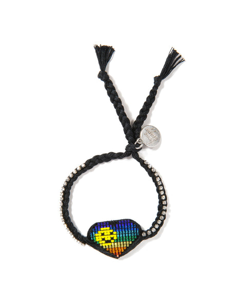 ADDICTED 2 LUV BRACELET (RAINBOW)