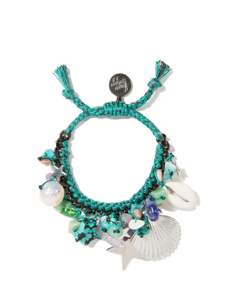 UNDERNEATH THE STARS BRACELET (TEAL)