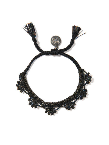 SHADES OF COOL BRACELET (BLACK)