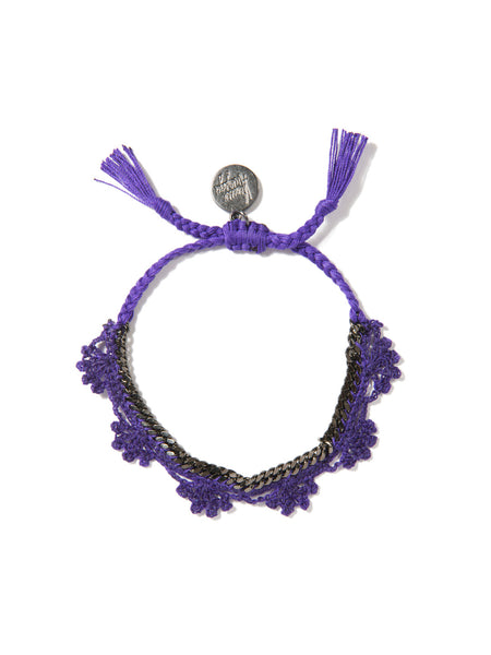 SHADES OF COOL BRACELET (PURPLE)