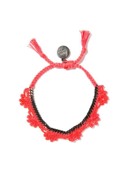 SHADES OF COOL BRACELET (CORAL)