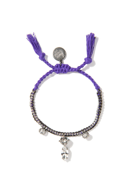 COSMIC LOVE BRACELET (PURPLE)