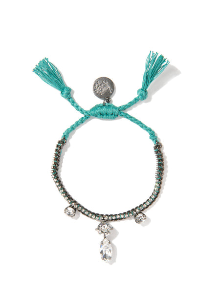 COSMIC LOVE BRACELET (TEAL)