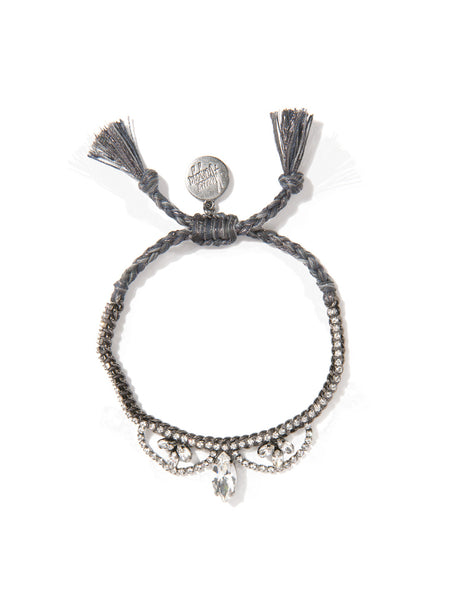 JUST LIKE HEAVEN BRACELET (GRAY)