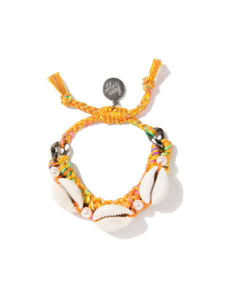 SHELL WE DANCE? BRACELET (SUNSHINE RAINBOW)