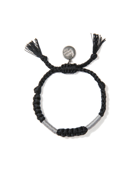 TROPICAL TEASE BRACELET (BLACK)