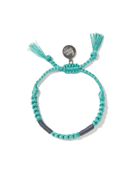 TROPICAL TEASE BRACELET (TEAL)