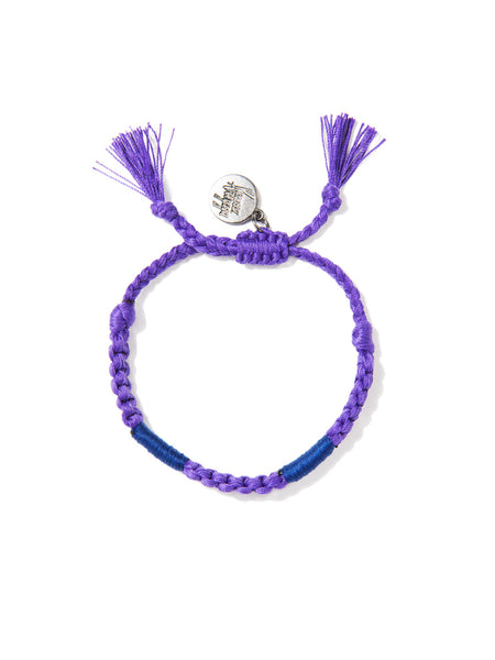 TROPICAL TEASE BRACELET (PURPLE)