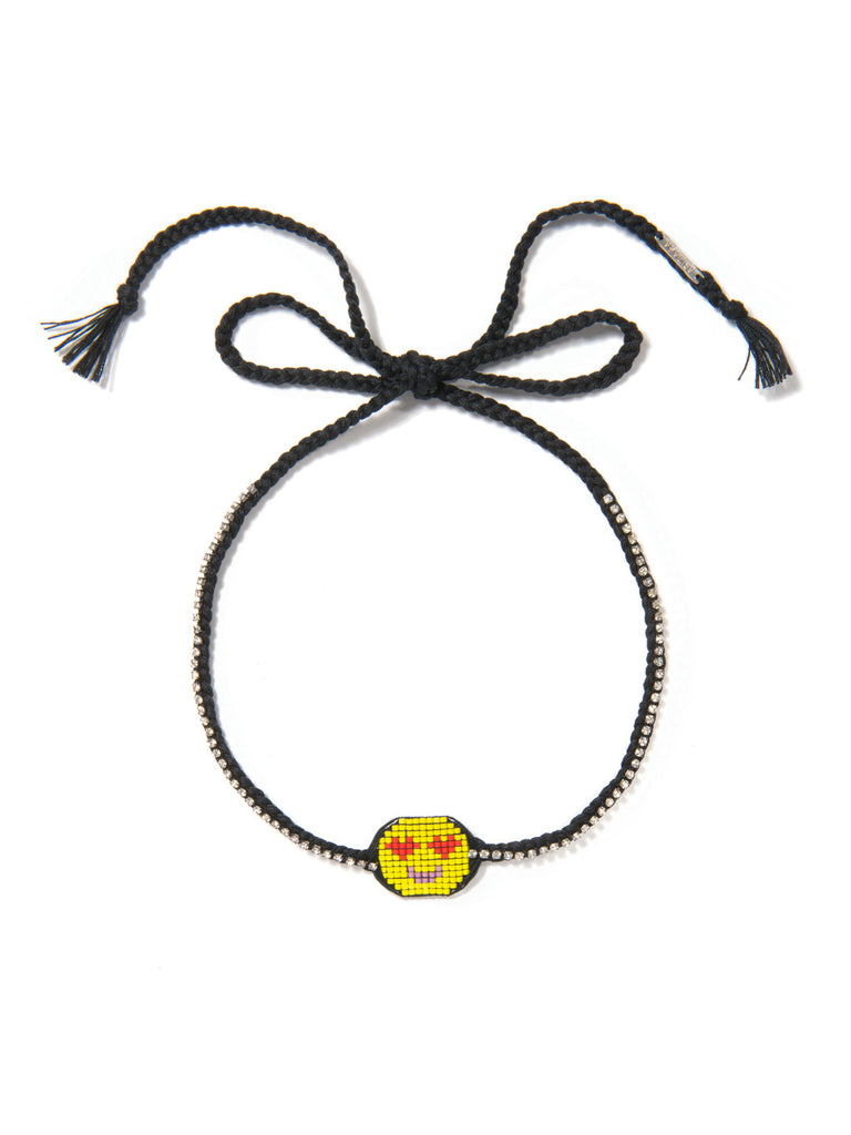 HEART EYES NECKLACE NECKLACE - Venessa Arizaga