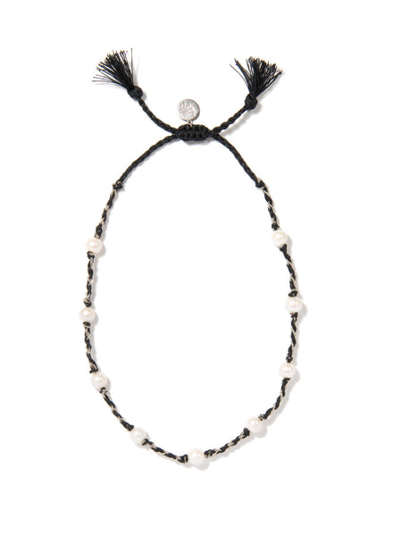 SEA OF LOVE NECKLACE (BLACK)