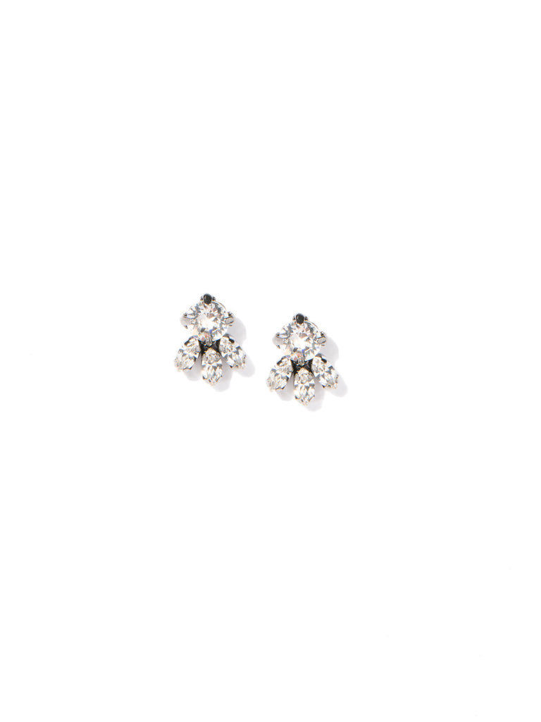 JUST LIKE HEAVEN EARRINGS (CRYSTAL) EARRING - Venessa Arizaga