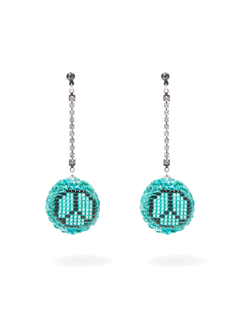 PEACE PLEASE EARRINGS EARRING - Venessa Arizaga