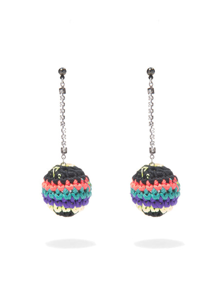 CATCH THE RAINBOW EARRINGS (SHADES OF COOL)