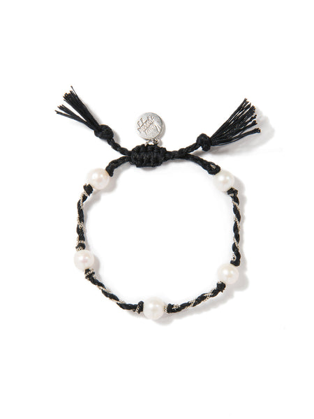 SEA OF LOVE BRACELET (BLACK)