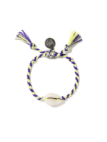 SHELLINA BRACELET (NEON YELLOW)