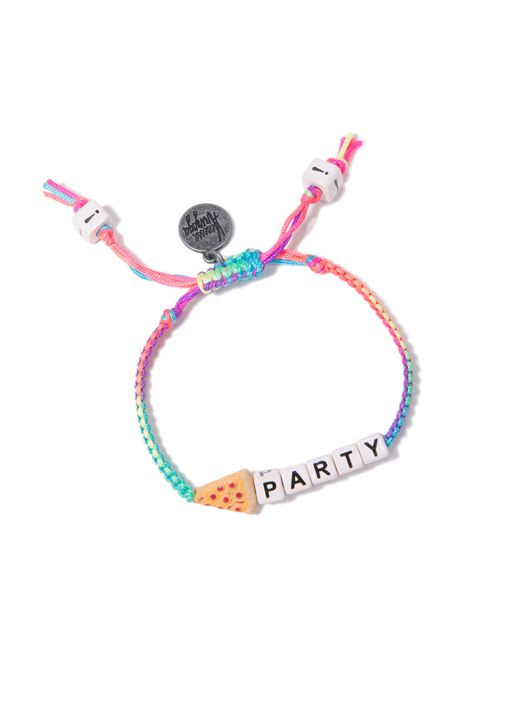 PIZZA PARTY BRACELET BRACELET - Venessa Arizaga