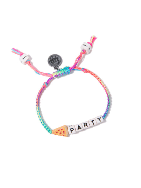 PIZZA PARTY BRACELET