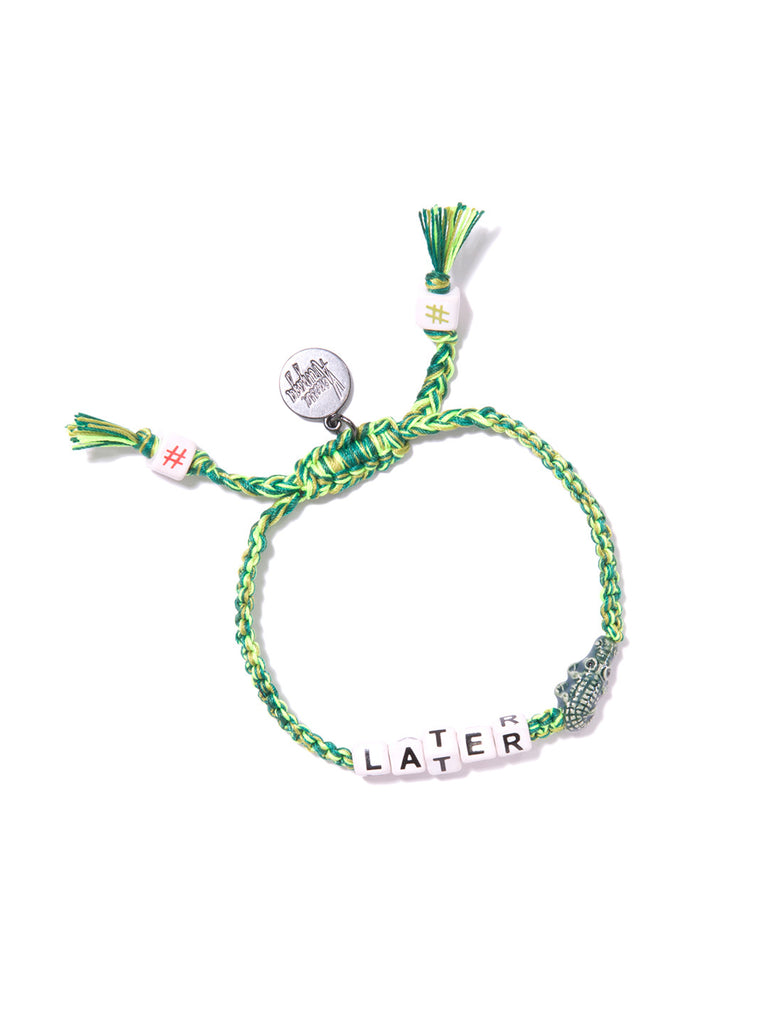 LATER GATOR BRACELET - Venessa Arizaga