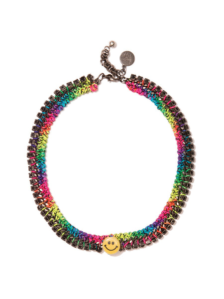 RAINBOW SMILE NECKLACE