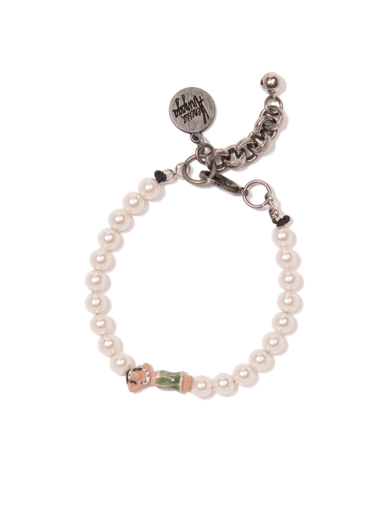 PEARLY SHELLS BRACELET - Venessa Arizaga