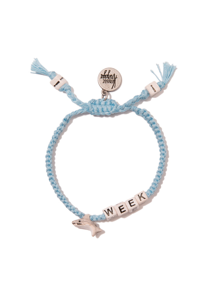 SHARK WEEK BRACELET - Venessa Arizaga
