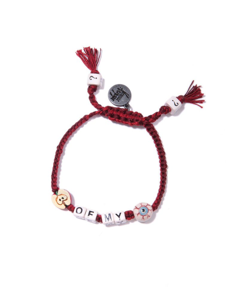 APPLE OF MY EYE BRACELET BRACELET - Venessa Arizaga