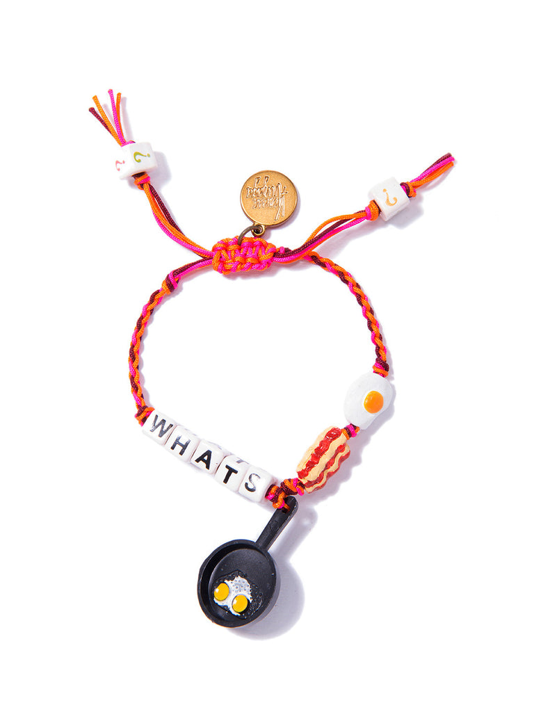 WHAT'S COOKING BRACELET - Venessa Arizaga