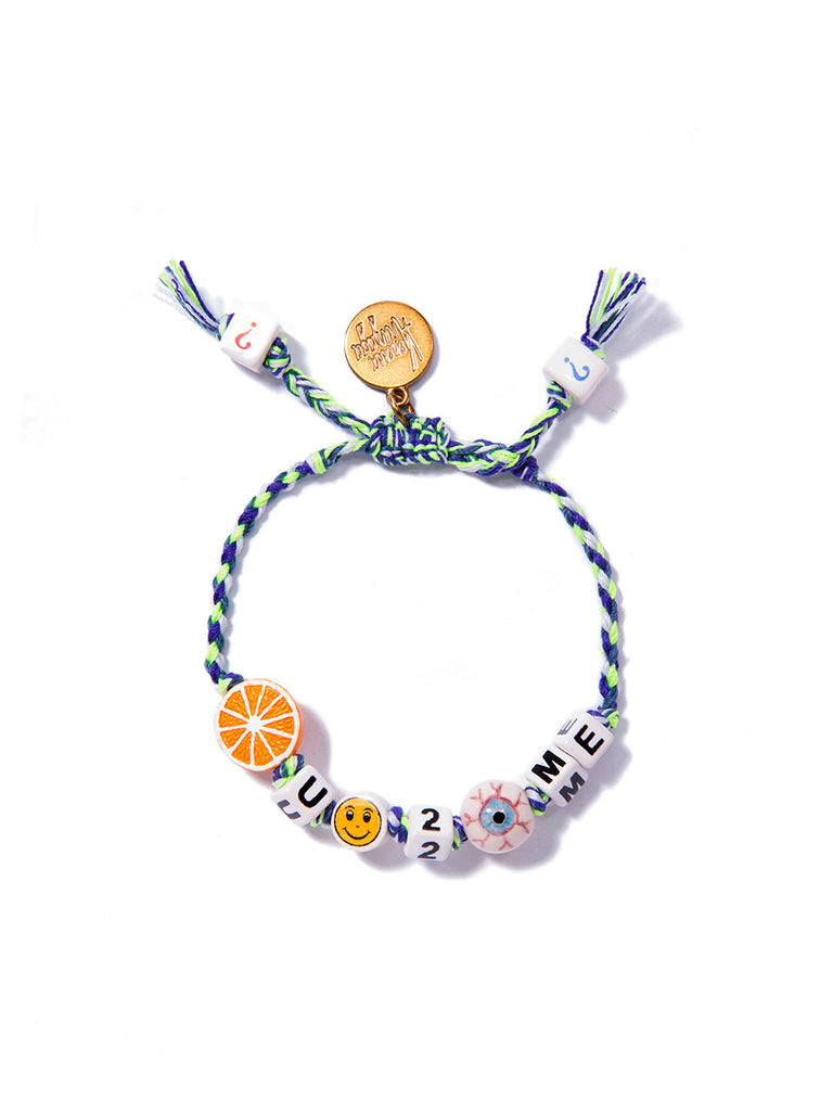 ORANGE YOU GLAD BRACELET BRACELET - Venessa Arizaga