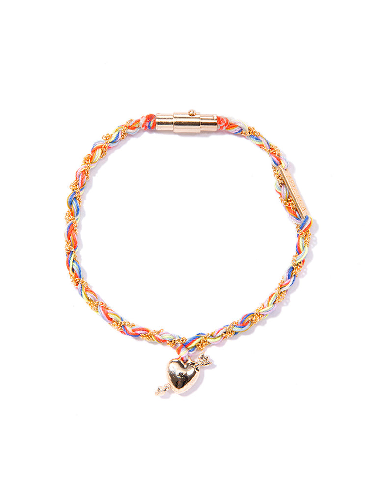 CUPID FRIENDSHIP BRACELET - Venessa Arizaga