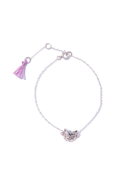CATTY PENDANT BRACELET