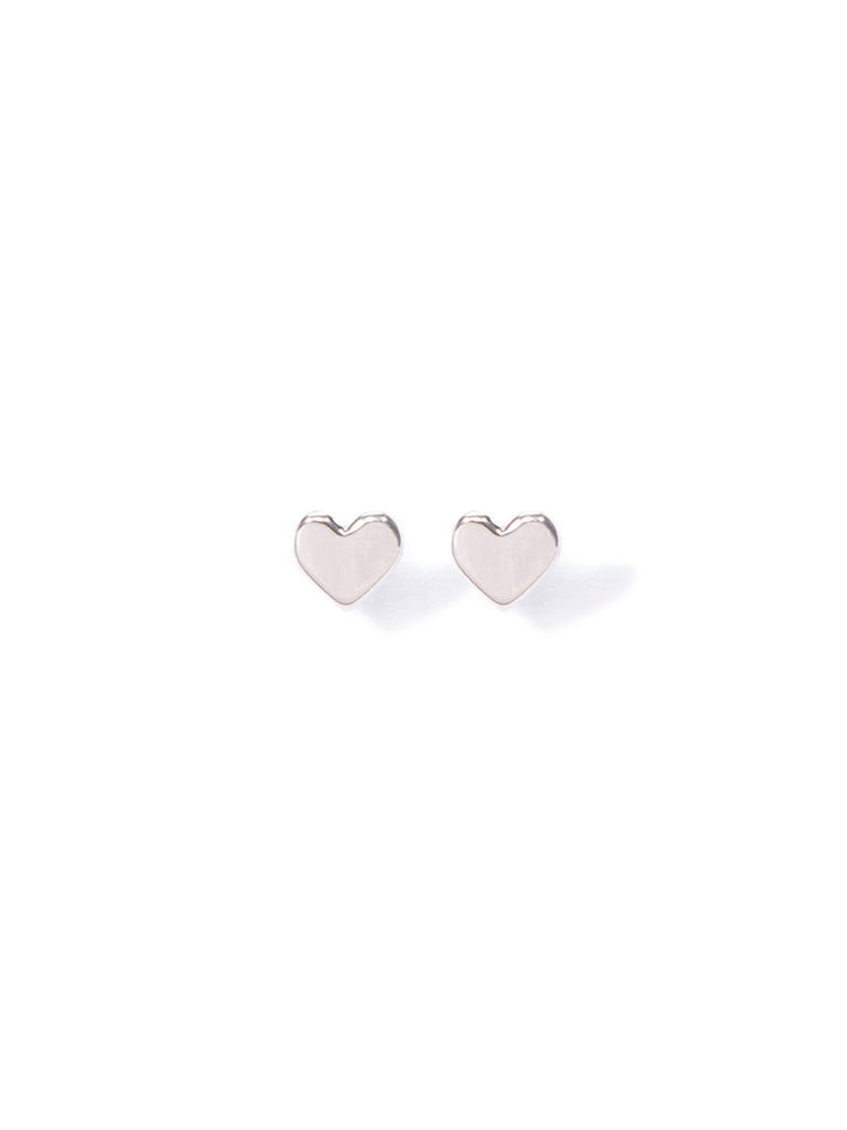 HEART EARRINGS EARRING - Venessa Arizaga