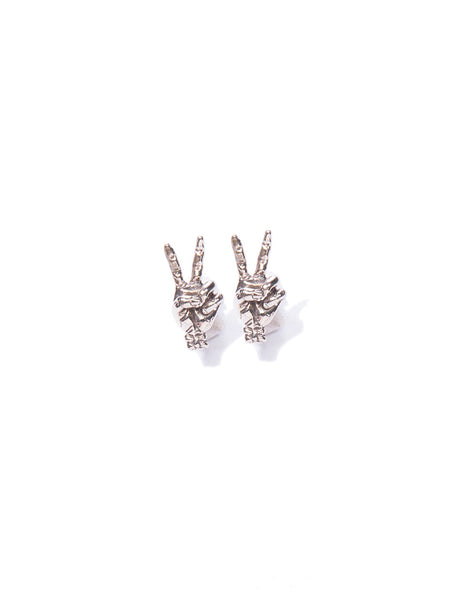 GIVE PEACE A CHANCE EARRINGS
