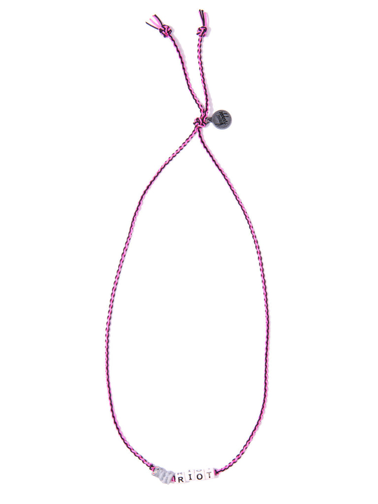 PUSSY RIOT NECKLACE NECKLACE - Venessa Arizaga