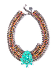 ISLA MONA NECKLACE NECKLACE - Venessa Arizaga