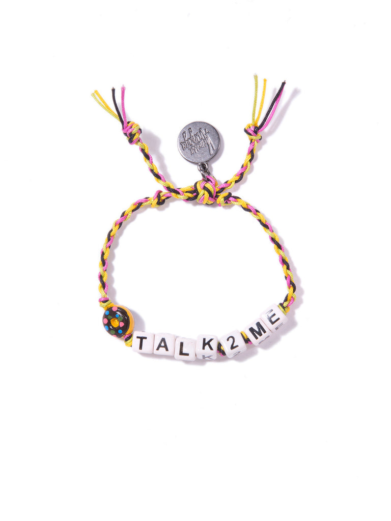DON'T TALK TO ME BRACELET BRACELET - Venessa Arizaga